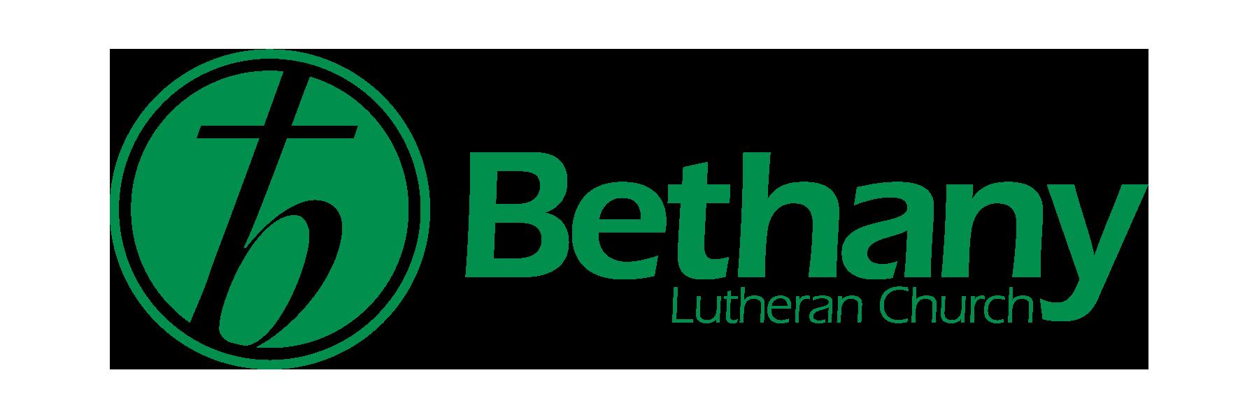 Bethany logo green