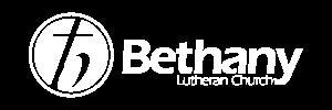 Bethany logo white